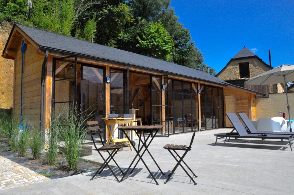 la pool house