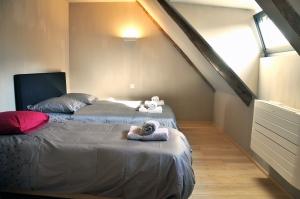 Villa Pibeste 2 chambres avec lit queen size gitelourdes.com