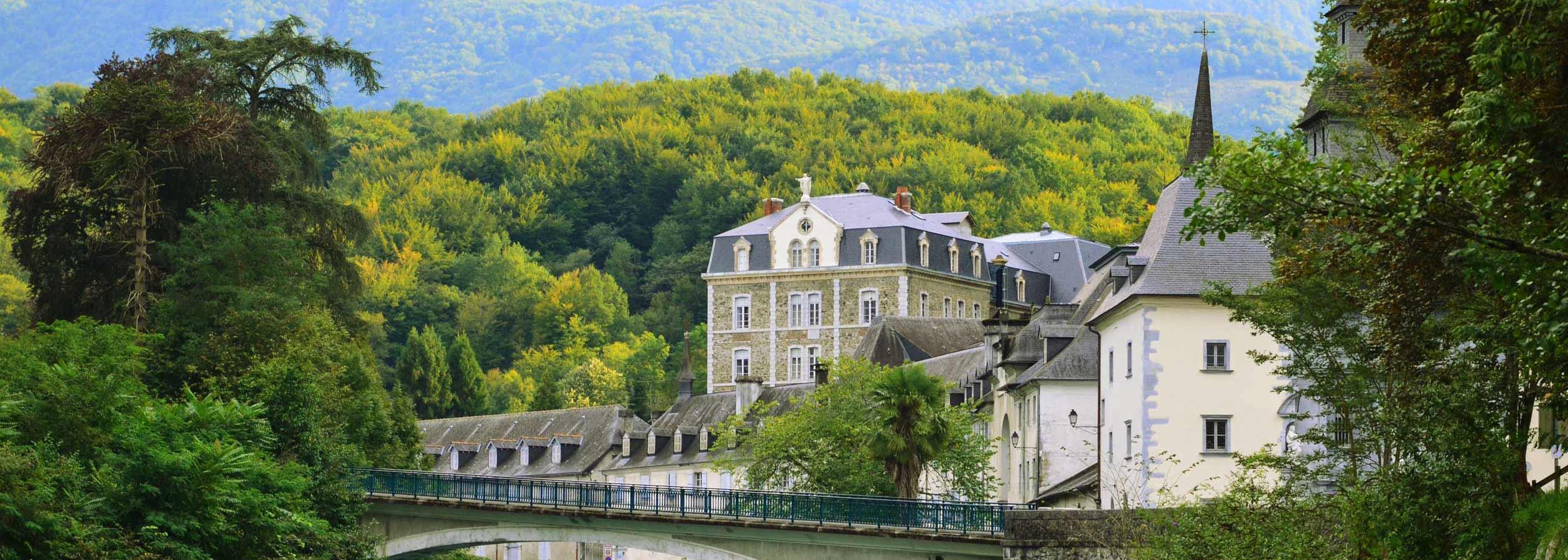 la bastide de Lestelle-Betharram, gitelourdes.fr