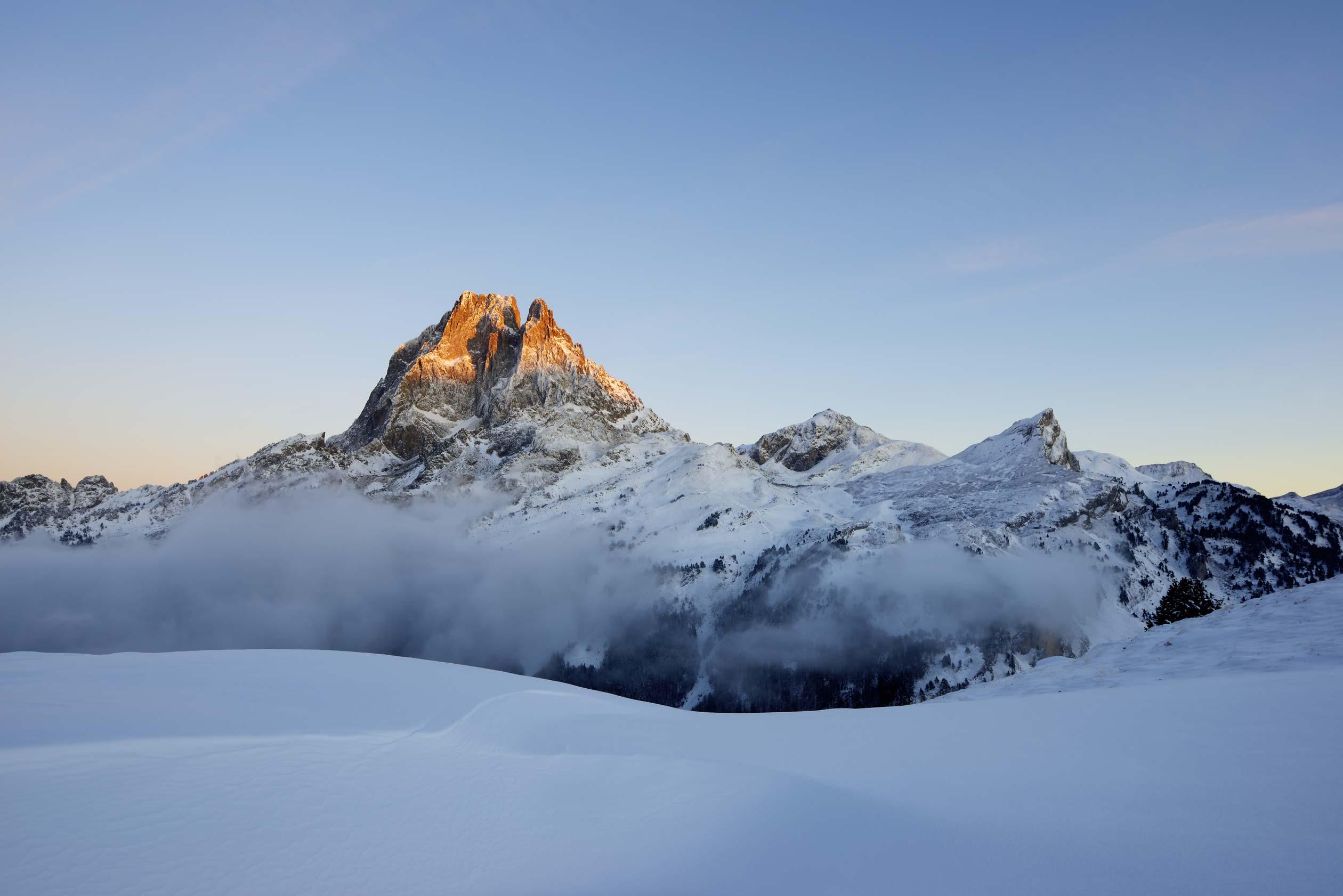 les pyrénées les plus belles pistes de ski de France