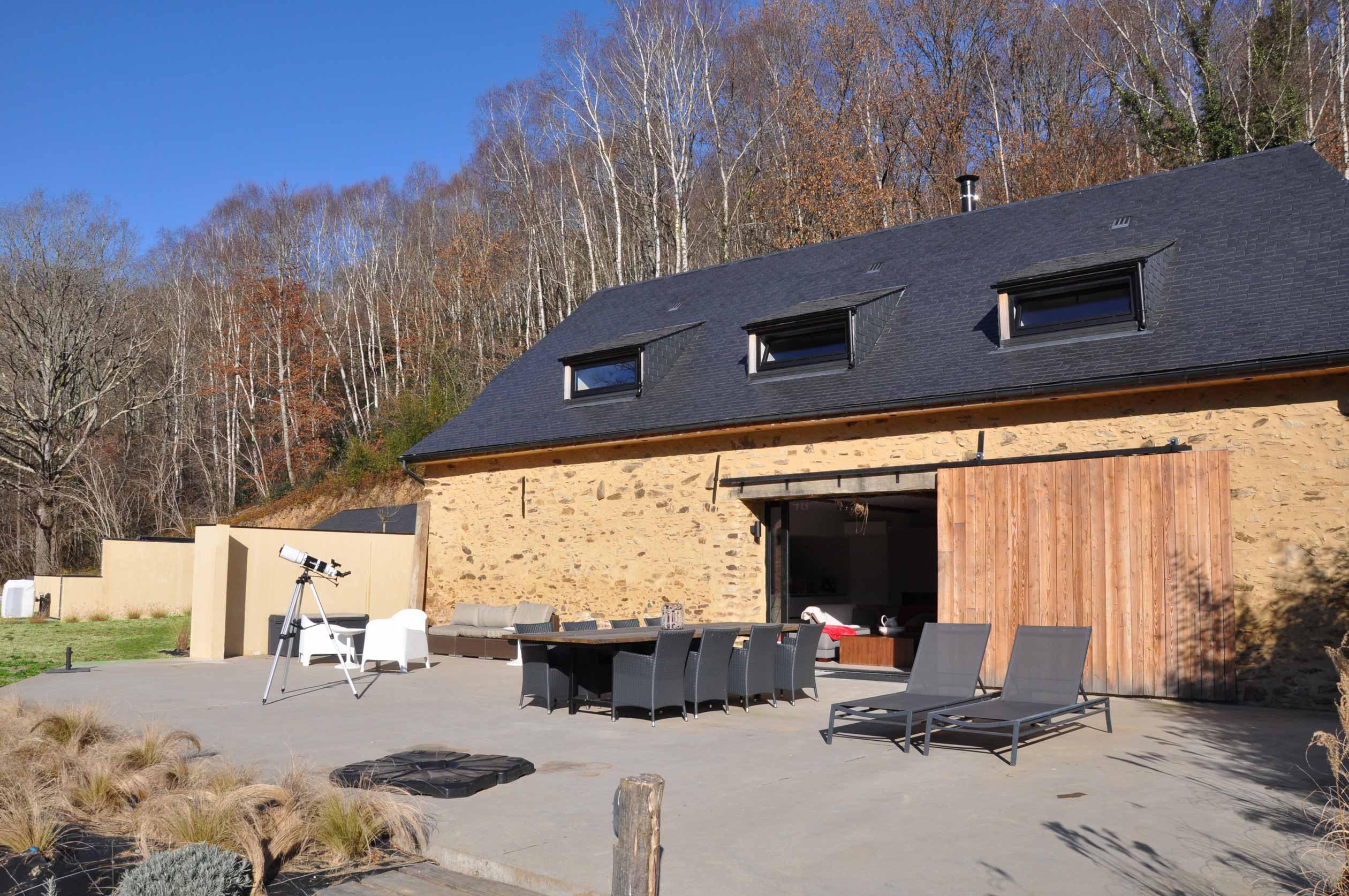 Location d'une villa de vacances dans la région de Lourdes