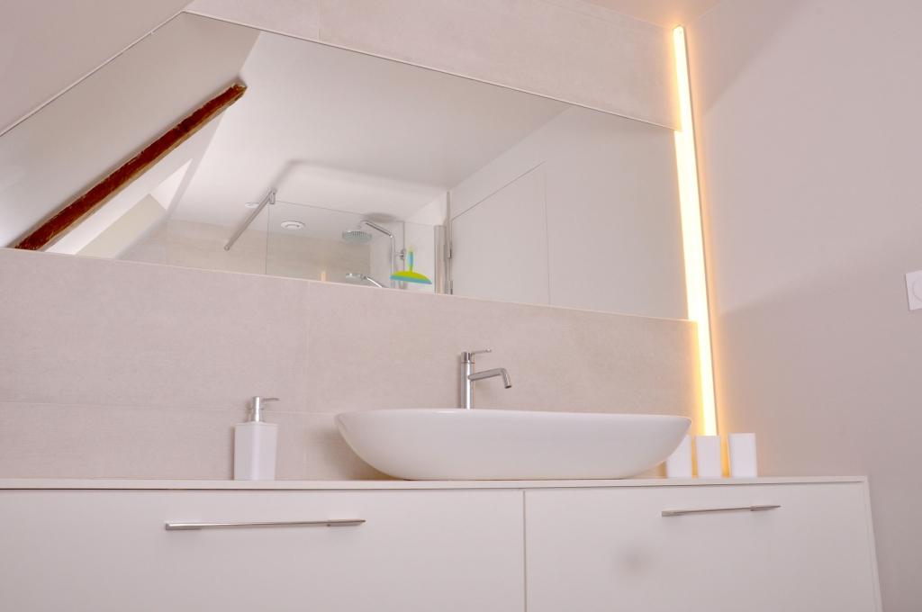 salle de bain domaine cocagne saint pé de bigorre et lourdes location de vacances