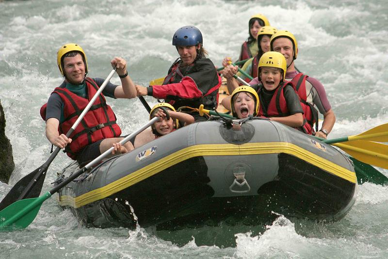 sport d'eaux vives à Lourdes