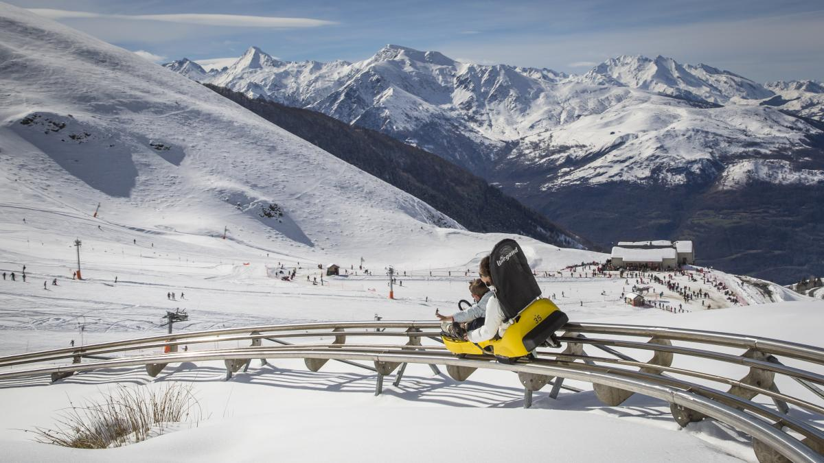 hautacam dans les Pyrénées, à Saint-Pé de Bigorre