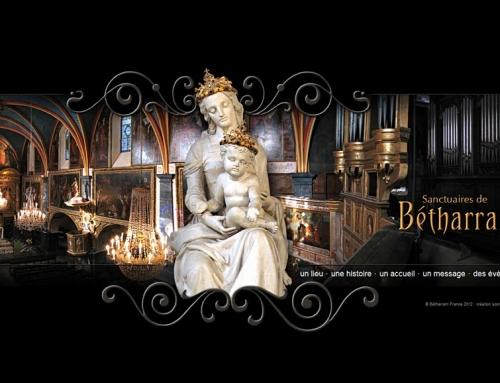 Le sanctuaire de Bétharram