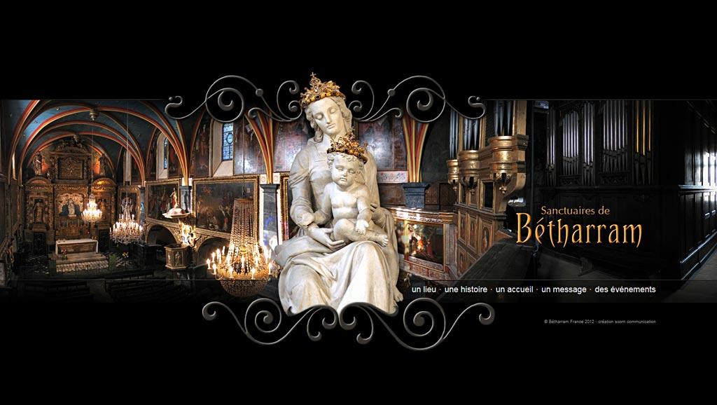 sanctuaire de Bétharram lestelle