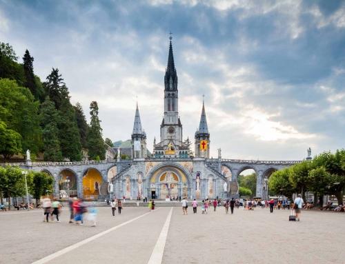 La Basilique de l'Immaculée Conception Lourdes