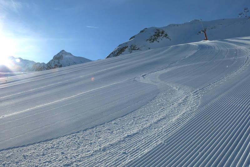 gourette piste-skiable dans les Pyrénées, à Saint-Pé de Bigorre