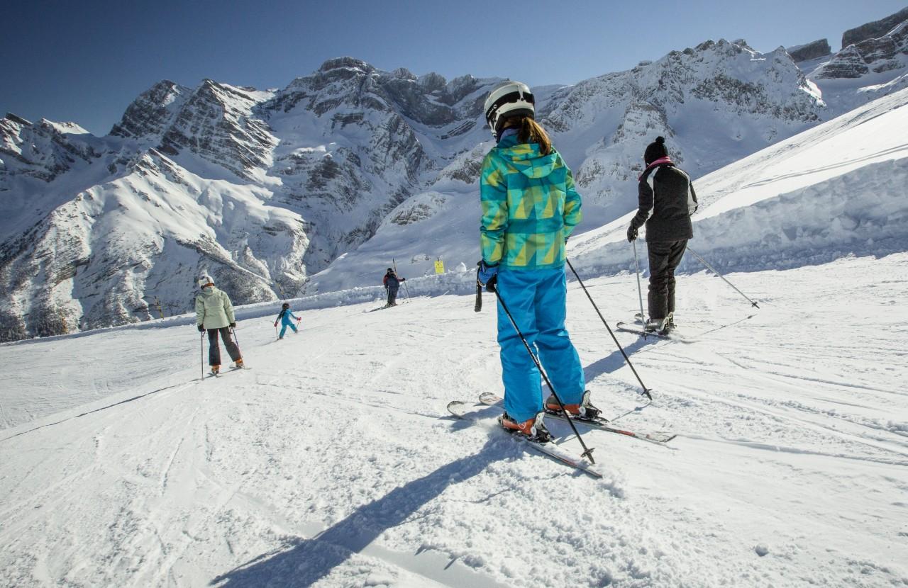 cirque de gavarnie ski de fond