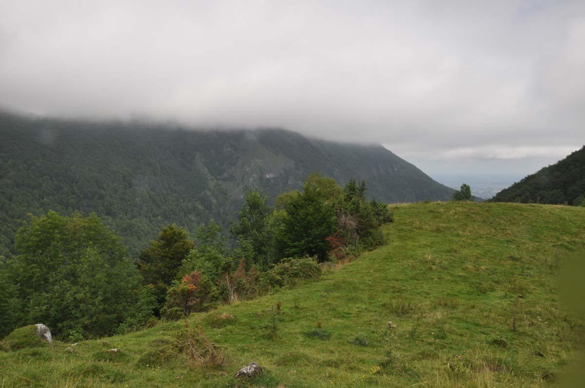 promenades à Saint-Pé de bigorre Réserve naturelle régionale du massif du Pibeste-Aoulhet
